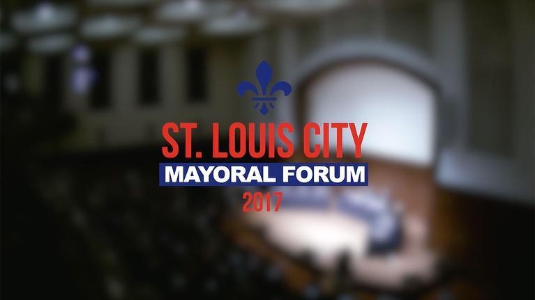 Nine Network Specials: St. Louis Mayoral Forum 2017 (Broadcast Version)