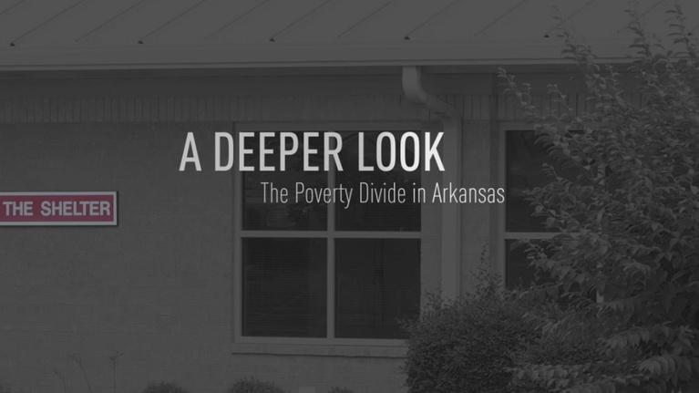 AETN: A Deeper Look: The Poverty Divide in Arkansas