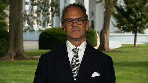 Amanpour and Company -- Fmr. NSC Spokesman Michael Anton On Israel's Peace Deals