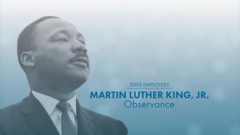 NC Channel: 2019 N.C. State Employee Martin Luther King, Jr. Observance