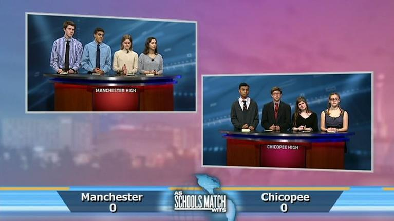 As Schools Match Wits: Manchester High vs. Chicopee High (Dec. 22, 2018)