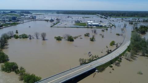 News Wrap: Record floodwaters in Michigan are still rising
