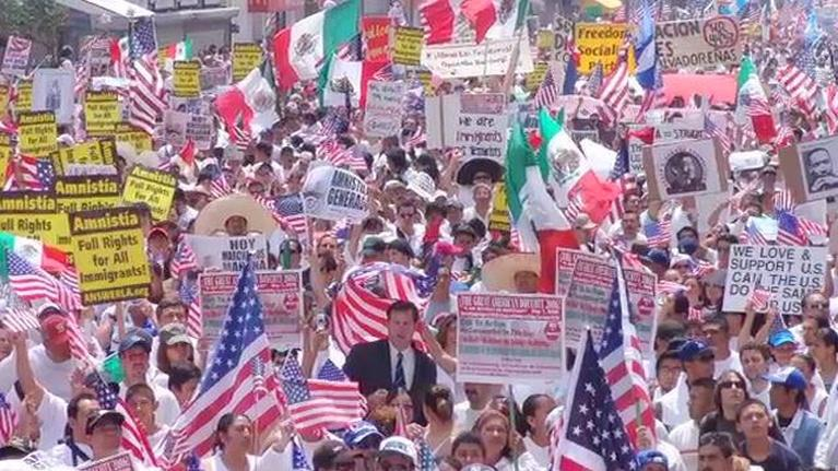 Children of the Revolucion: Immigration: Then and Now
