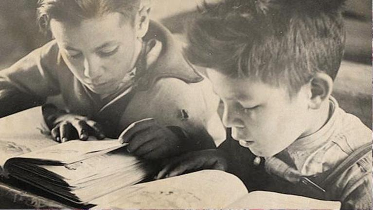 Children of the Revolucion: Education