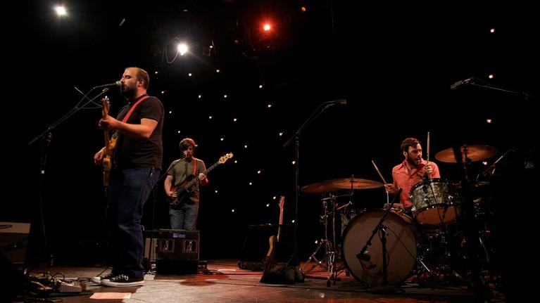 Satellite Sets: David Bazan: Wolves at the Door
