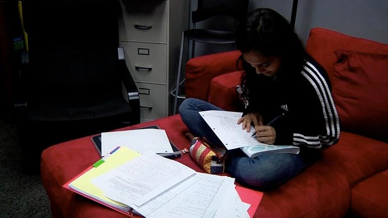 Ann Richards School Student Productions: Homework Thief