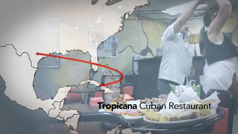 Food As Community: Tropicana Cuban Cafe image