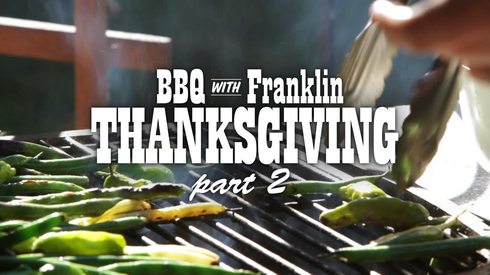 BBQ DIY: Thanksgiving, Part 2 image