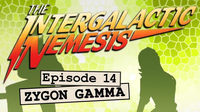 The Intergalactic Nemesis: Episode 14 - Zygon Gamma