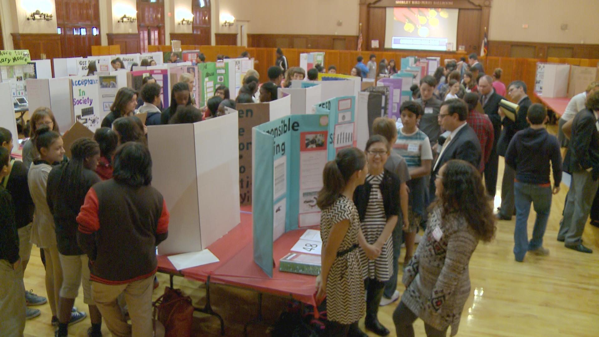 civics project empowers youth to speak out