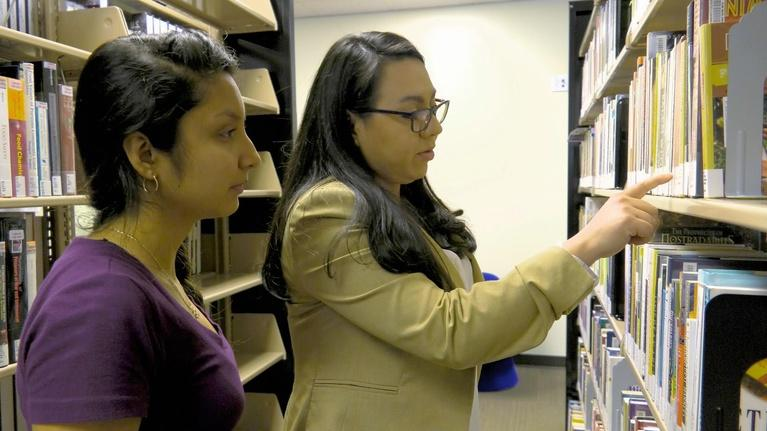 KLRU American Graduate: Stories of Champions: Denise Hernandez