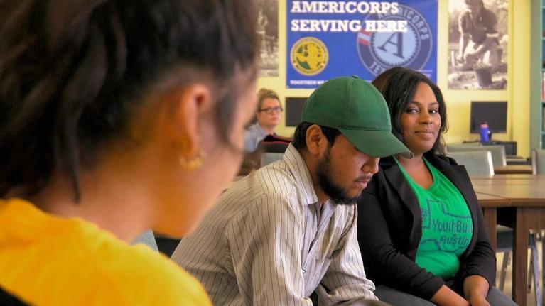 KLRU American Graduate: Stories of Champions: Cortney Jones