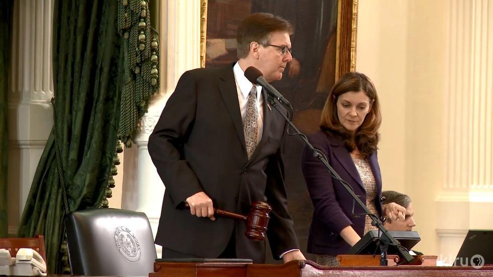 Texas Tribune Roundup: Tension Between State Leaders image