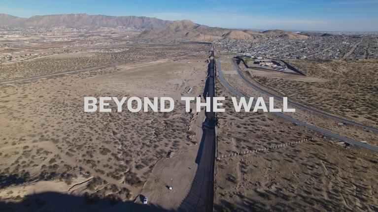 KLRU Presents: Beyond The Wall: A Texas Tribune Investigation