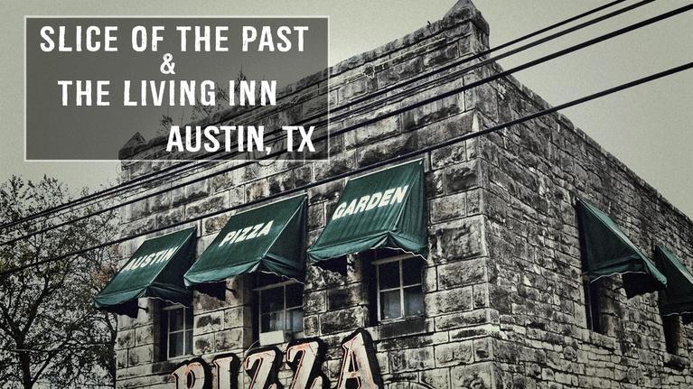 Strange Town: Slice of the Past / The Living Inn