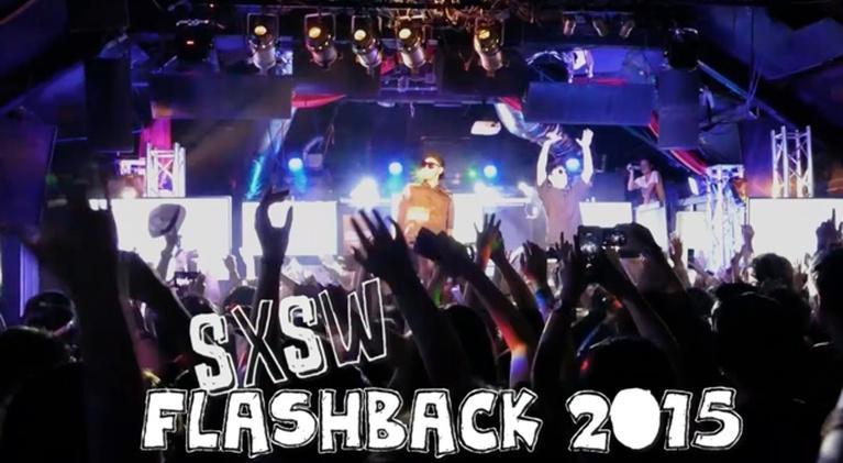 SXSW Flashback: SXSW Flashback 2015
