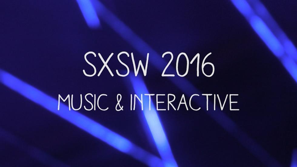 SXSW Flashback 2016: Music & Interactive image