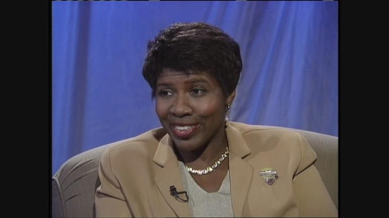 Texas Monthly Talks: Gwen Ifill (2003)