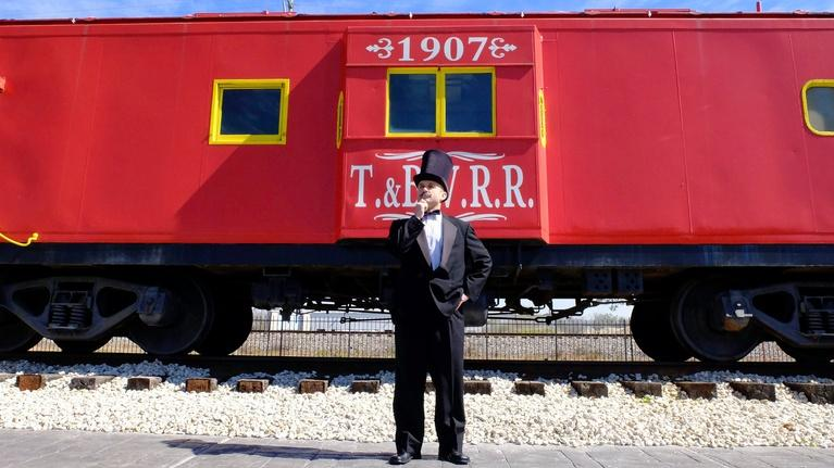 The Daytripper: Tomball, TX Promo