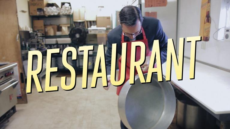 What''s that Buzz?: Sounds of the Restaurant