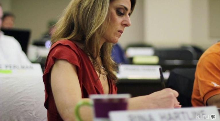 Women and Girls Lead: Austin: Rina Hartline