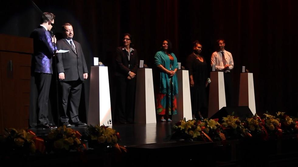 Heart of Education Awards image