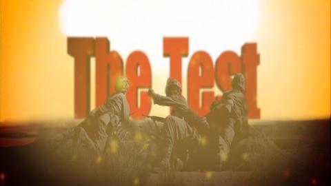 Vegas PBS Documentaries -- The Test Promo