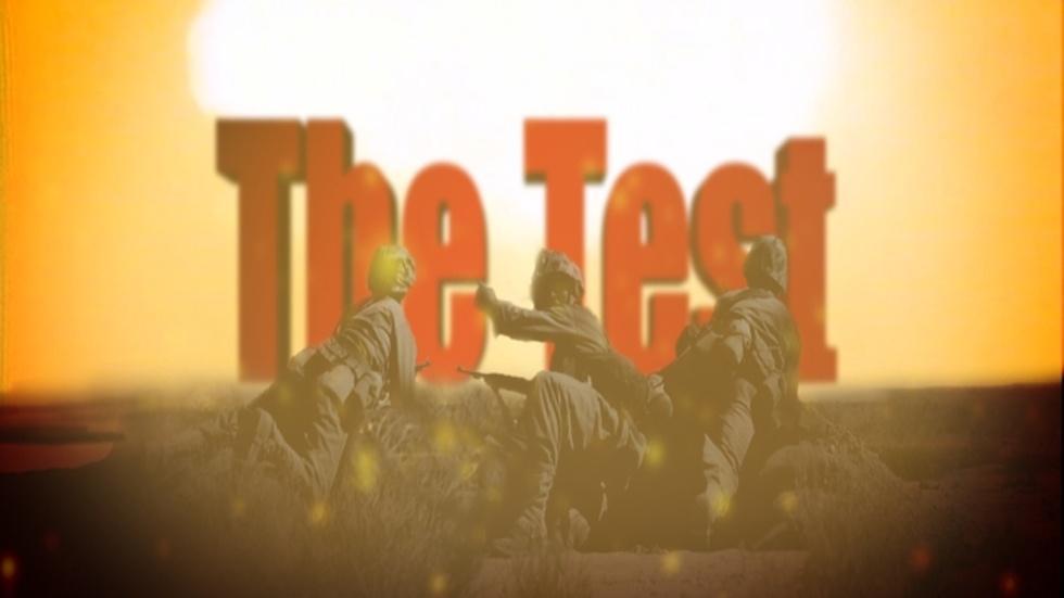 The Test Promo image
