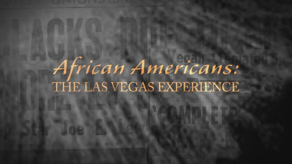 African Americans: The Las Vegas Experience Promo image