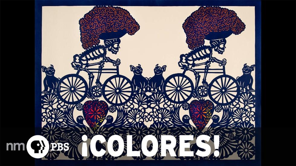 ¡COLORES! January 9, 2015 image