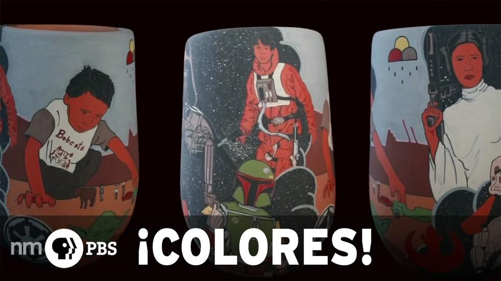 ¡COLORES! March 6, 2015  image
