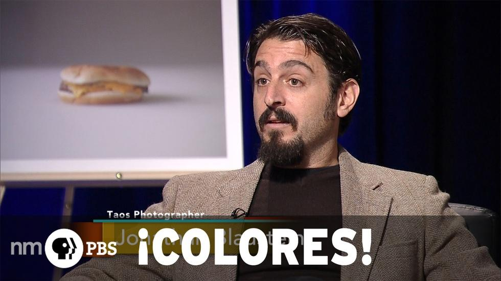 ¡COLORES! March 13, 2015  image
