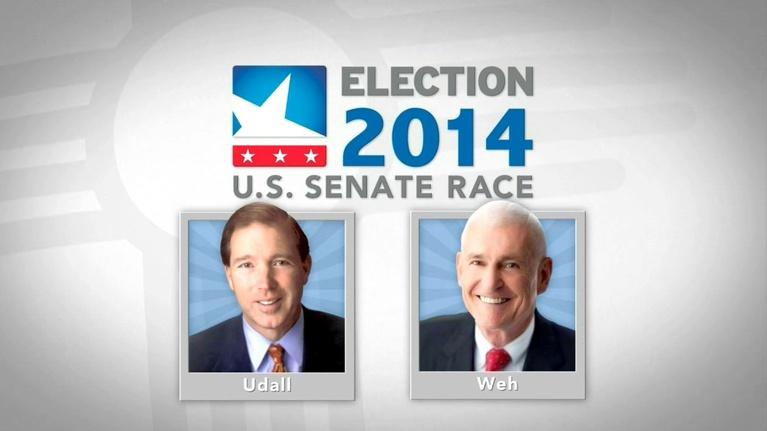 KNME Specials: U.S. Senate Debate
