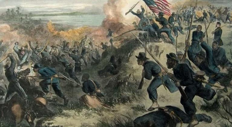 Moments in Time: Buffalo Soldiers in New Mexico