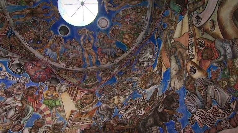 Moments in Time: The Last Hurdle:  El Camino Real de Tierra Adentro
