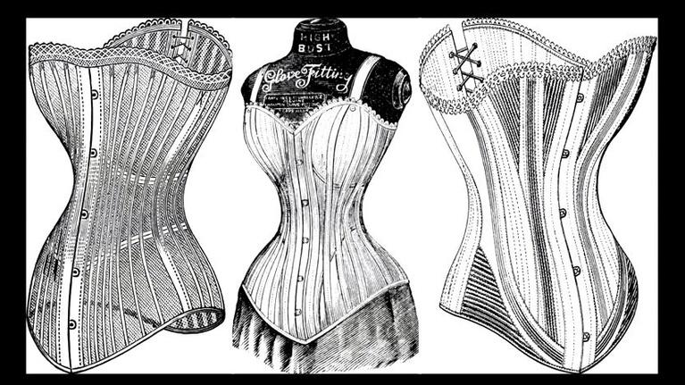 Moments in Time: Fashioning New Mexico: Victorian Secrets