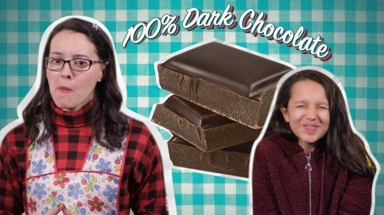 Serving Up Science: 100% Dark Chocolate: Bitter or Best Ever?