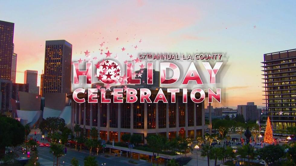 57th Annual L.A. County Holiday Celebration image