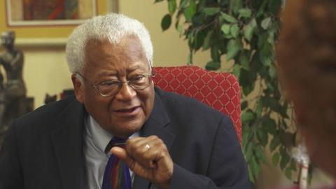 Bonnie Boswell Reports -- Race in American Today James Lawson - Part 1