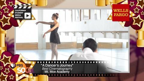 California Student Media Festival -- A Dancer's Journey