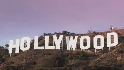 LAaRT -- The Hollywood Sign