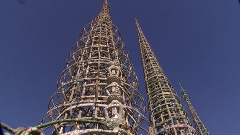 LAaRT -- Watts Towers