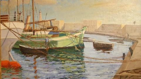 LAaRT -- Churchill's Paintings