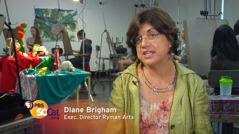 PBS SoCal - Community Champions -- Ryman Arts