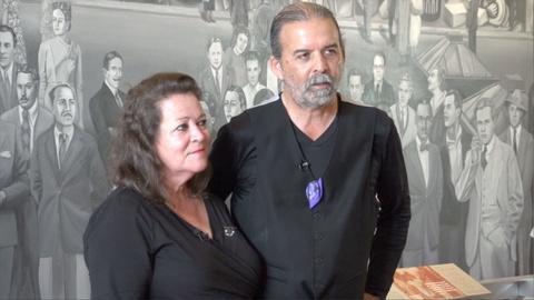 PBS SoCal - Community Champions -- Barbara Carrasco and Harry Gamboa Jr.