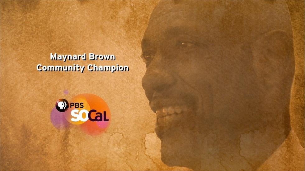 Many Rivers Maynard Brown Community Champion image