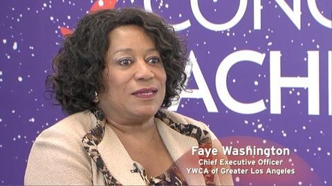 PBS SoCal - Community Champions -- Many Rivers Faye Washington Community Champion