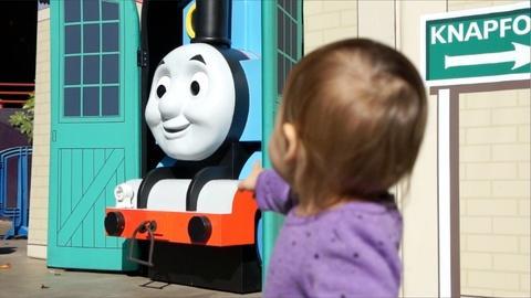 PBS SoCal Extras -- Thomas The Train
