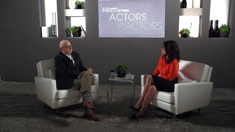 Variety Studio: Actors on Actors -- Episode 1 Preview