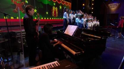 Annual L.A. County Holiday Celebration -- 56th Annual L.A. County Holiday Celebration